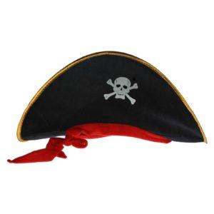Шляпа пирата с лентой