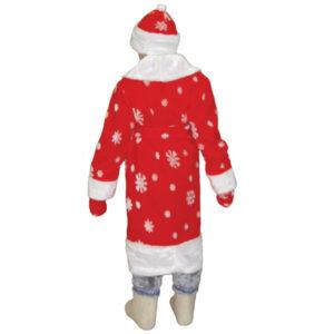 Детский Костюм Деда мороза для мальчика