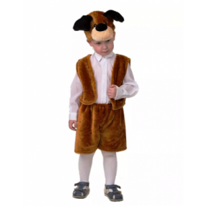 костюм собачка батик