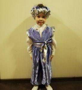 костюм восточный принц