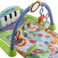 Развивающий коврик Fisher-Price «Пианино»