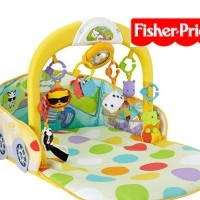 Игровой коврик Fisher-Price «Автомобиль»
