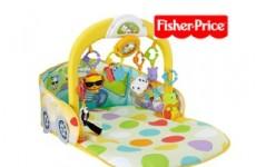 Игровой коврик Fisher-Price «Автомобиль»