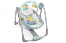 «Умные» качели для новорожденных Bright Starts «Улитка»