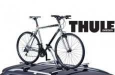 Велокрепление ( велобагажник ) Thule на крышу автомобиля
