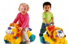Толокар — ходилка Fisher-Price «Лев»