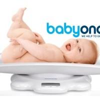 Детские весы с чашей BabyOno (БэбиОно)