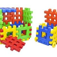 Огромные образовательные детские блоки