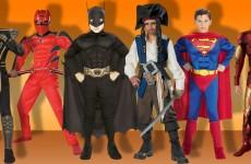 Карнавальные и маскарадные костюмы для мальчиков