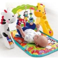 Детский коврик Fisher-Price «Растем вместе»