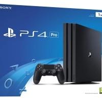 Игровая приставка Sony PlayStation PS4 PRO