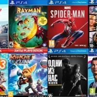 Лицензионные игры для Sony Playstation 4