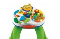 Столик развивающий Chicco «Музыкальный садик»